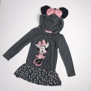 H&M Disney Minnie Mouse Girls Dress